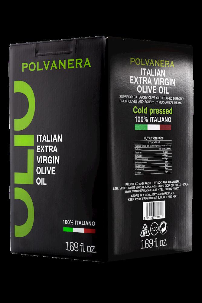 olio coratina baginbox